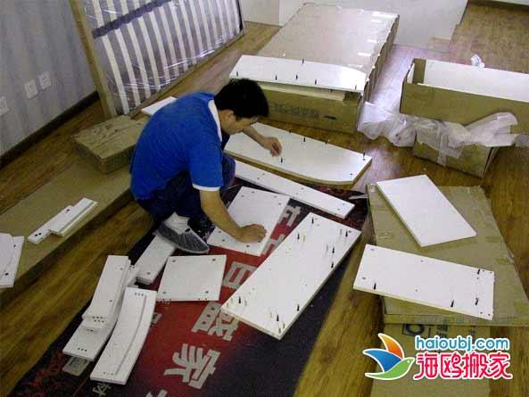 昆明家具拆装的过程中要注意哪些事项