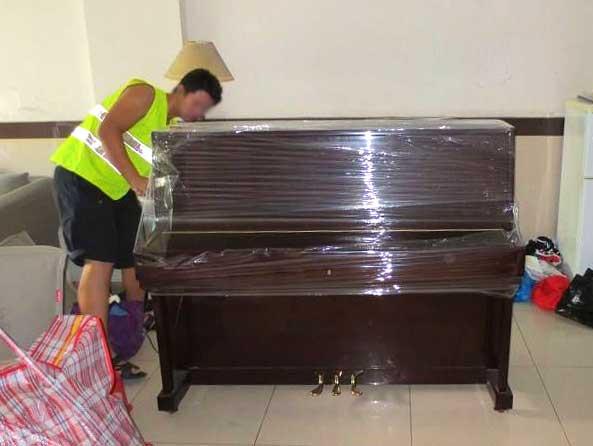 昆明钢琴搬运服务对搬运工有什么要求
