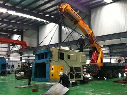 昆明设备搬运公司问答,设备搬迁的无效搬运有哪些?