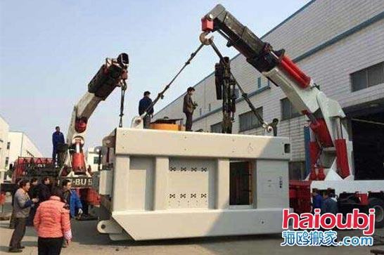 昆明装卸搬运工厂搬迁装卸的特点及注意事项
